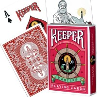 Ellusionist Keeper Masters Bicycle kortos