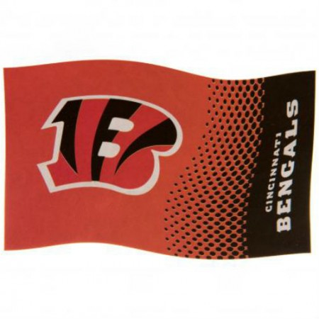 Cincinnati Bengals vėliava