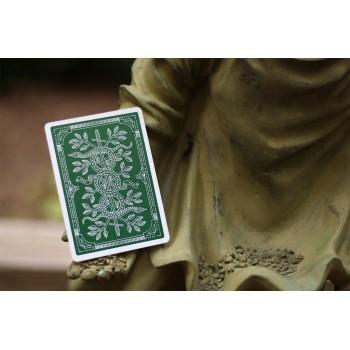 Theory11 Monarchs kortos (Žalios)