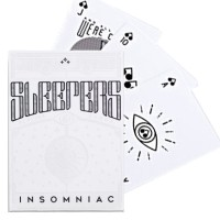 Ellusionist Sleepers V2 Insomniac Bicycle kortos