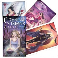Taro kortos Crystal Vision