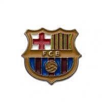 F.C. Barcelona prisegamas logotipo formos ženklelis