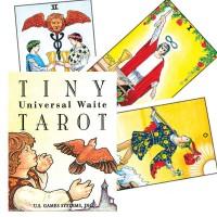 Taro kortos Tiny Universal Waite