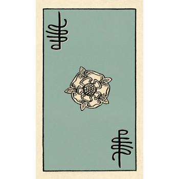 Taro kortos Smith-Waite Metalinėje Dėžutėje