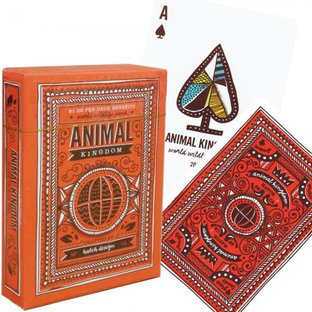 Theory11 Animal Kingdom kortos