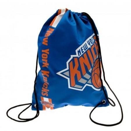 New York Knicks sportinis maišelis (Mėlynas)
