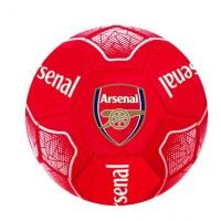 Arsenal F.C. futbolo kamuolys (Ryškiai raudonas)