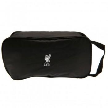Liverpool F.C. krepšys batams (Juodas)