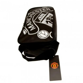 Manchester United F.C. krepšys batams (Juodas)