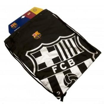 F.C. Barcelona sportinis maišelis (Juodas)