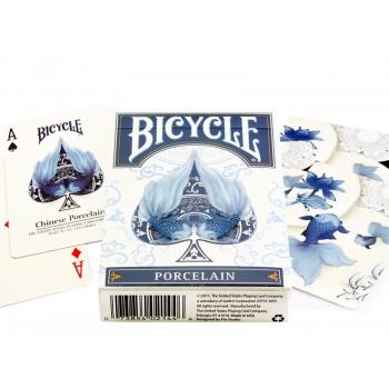 Bicycle Porcelain kortos