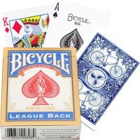 Bicycle League kortos (Mėlynos)