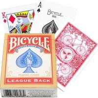 Bicycle League kortos (Raudonos)