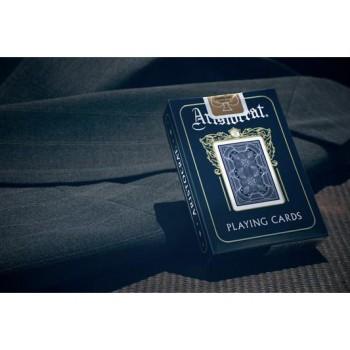 Bicycle Aristocrat kortos (Mėlynos)