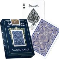 Aristocrat Vintage kortos (Mėlynos)