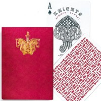 Ellusionist Knights Red  kortos