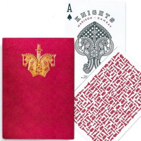 Ellusionist Knights Red  kortos
