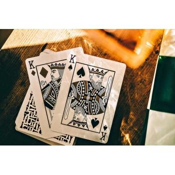 Ellusionist Knights White kortos
