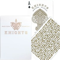 Ellusionist Knights White kortos