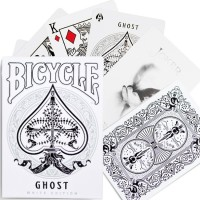 Ellusionist Ghost Legacy Bicycle kortos