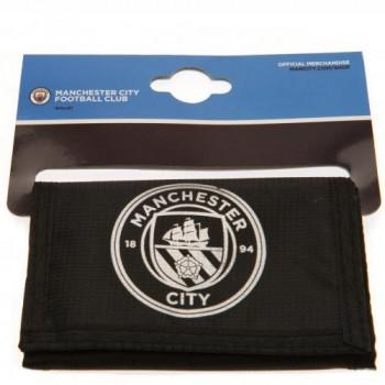 Manchester City F.C. piniginė (Juoda)