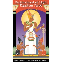 Taro kortos Brotherhood Of Light Egyptian