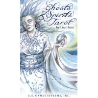 Taro kortos Ghosts and Spirits