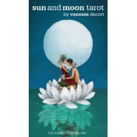 Taro kortos Sun And Moon