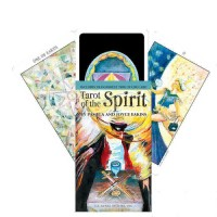 Taro kortos Tarot Of The Spirit