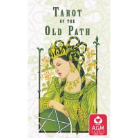 Taro kortos Tarot of the Old Path