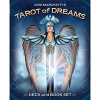 Taro kortos Tarot Of Dreams