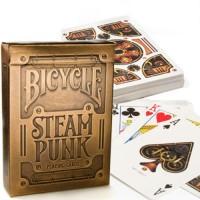 Bicycle Gold Steampunk kortos