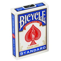 Bicycle Rider Standard poker cards (Blue)