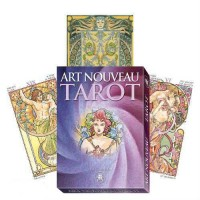 Taro Kortos Art Nouveau Grand Trumps
