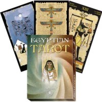 Taro Kortos Egyptian Grand Trumps