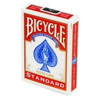 Bicycle Rider Standard poker cards (Red)