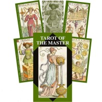 Taro Kortos Tarot Of The Master