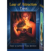 Taro Kortos Law Of Attraction Book Set