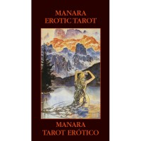 Taro Kortos Manara Erotic Mini