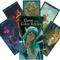 Taro Kortos Tarot Of The Celtic Fairies