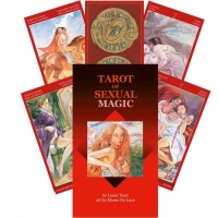 Taro Kortos Tarot Of Sexual Magic