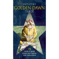 Taro Kortos Initiatory Tarot Of The Golden Dawn