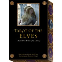 Taro Kortos Tarot Of The Elves Kit