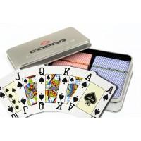 Copag Summer Edition dvi kortų kaladės specialioje dėžutėje
