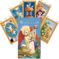 Taro Kortos Tarot Of White Cats