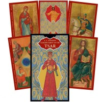 Taro Kortos Golden Tarot Of The Tsar