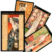 Taro Kortos Golden Tarot Of Klimt