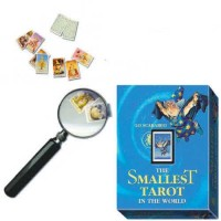 Taro Kortos The Smallest Tarot in the World