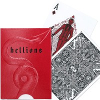 Ellusionist Madison Hellions Bicycle kortos