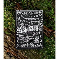 Ellusionist Absinthe Bicycle kortos